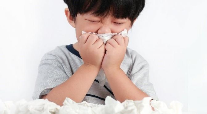 Learn more about allergies, and how your child manage their allergic rhinitis.