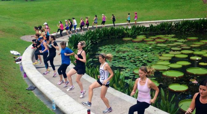 Try out these interesting activities in Singapore for a great workout.