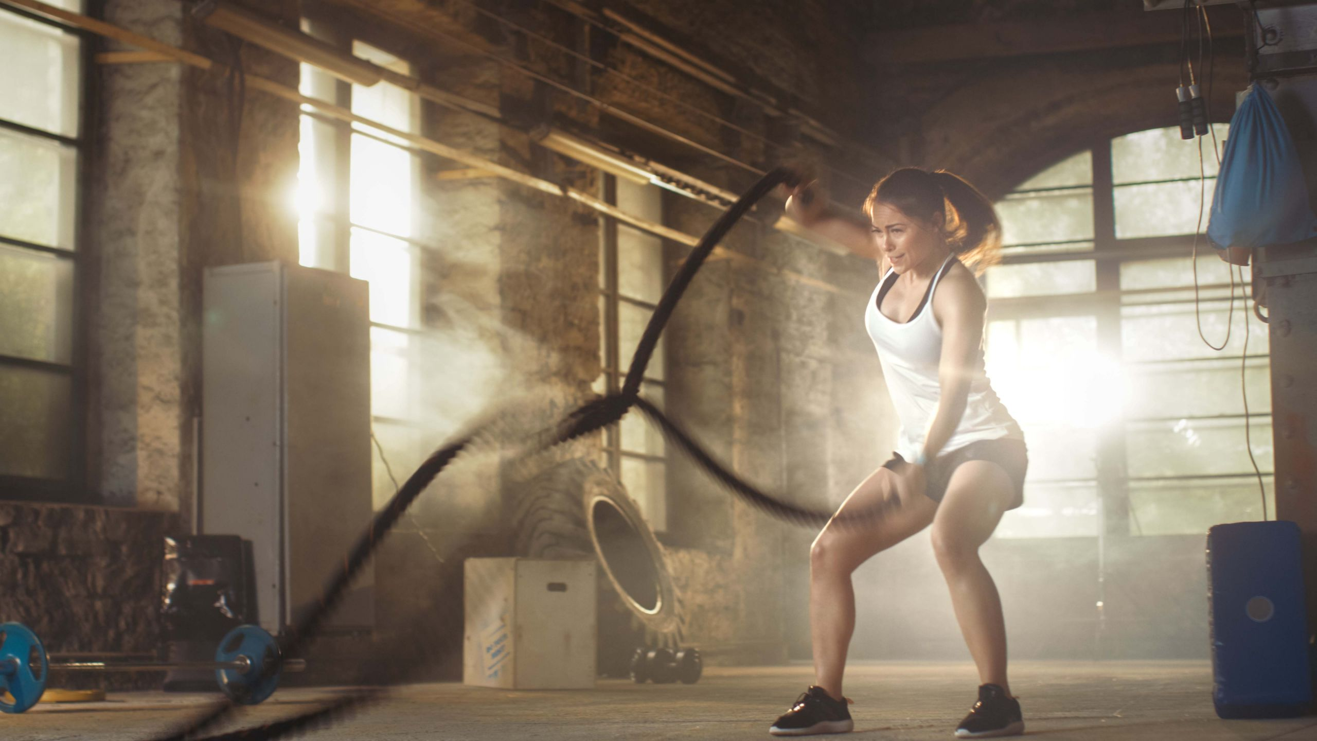 Try to increase your workout intensity and burn more with each routine you do.