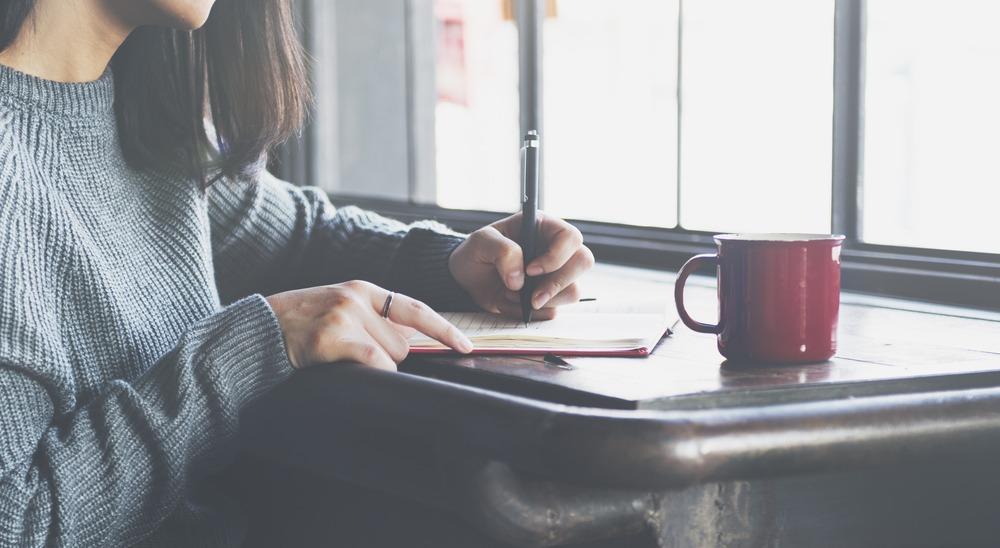Start writing a journal.