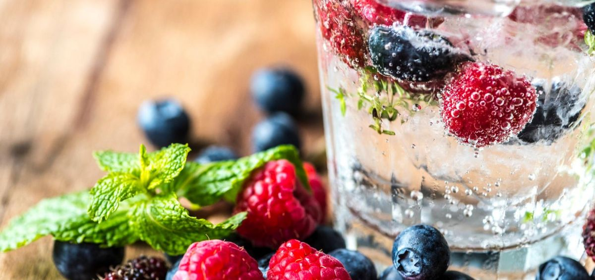 Try out some of these healthy drinks, that are both yummy and lower in sugar.