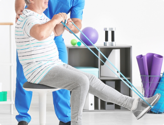 Home based physiotherapy services with Doctor Anywhere