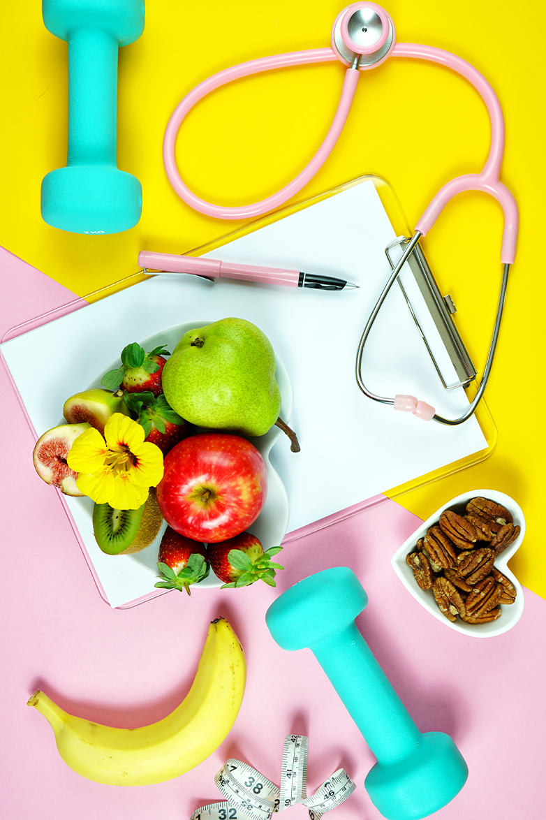 Prevent chronic diseases by adopting healthy lifestyle habits