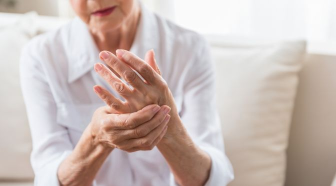 Is pain inevitable when you age?