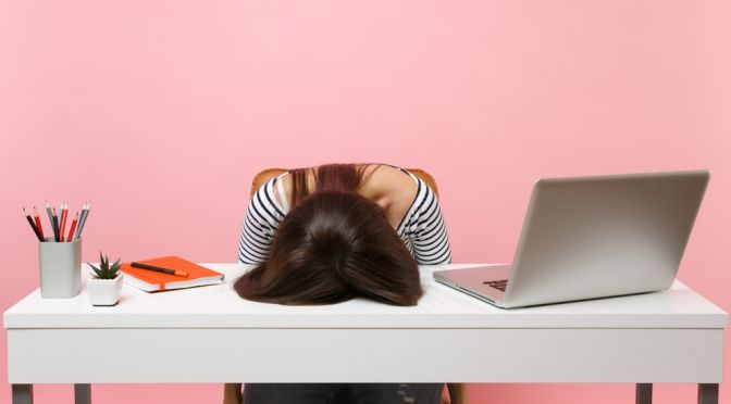 Learn destress tips here.