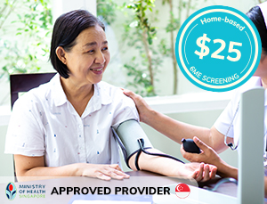 6ME screening with Doctor Anywhere, $25