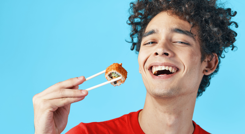 Find out what kind of eater you have, and your eating style!