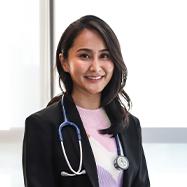 Dr Rachel Chin, Doctor