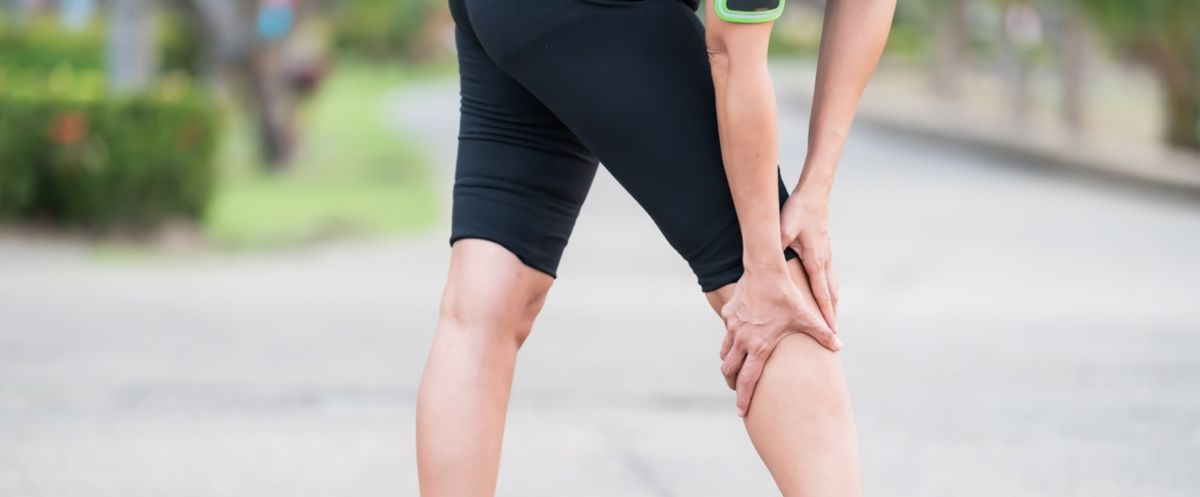 Joint pain due to cartilage damage