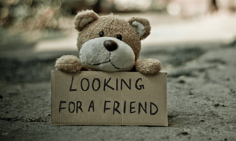 Learn how to deal with loneliness with us