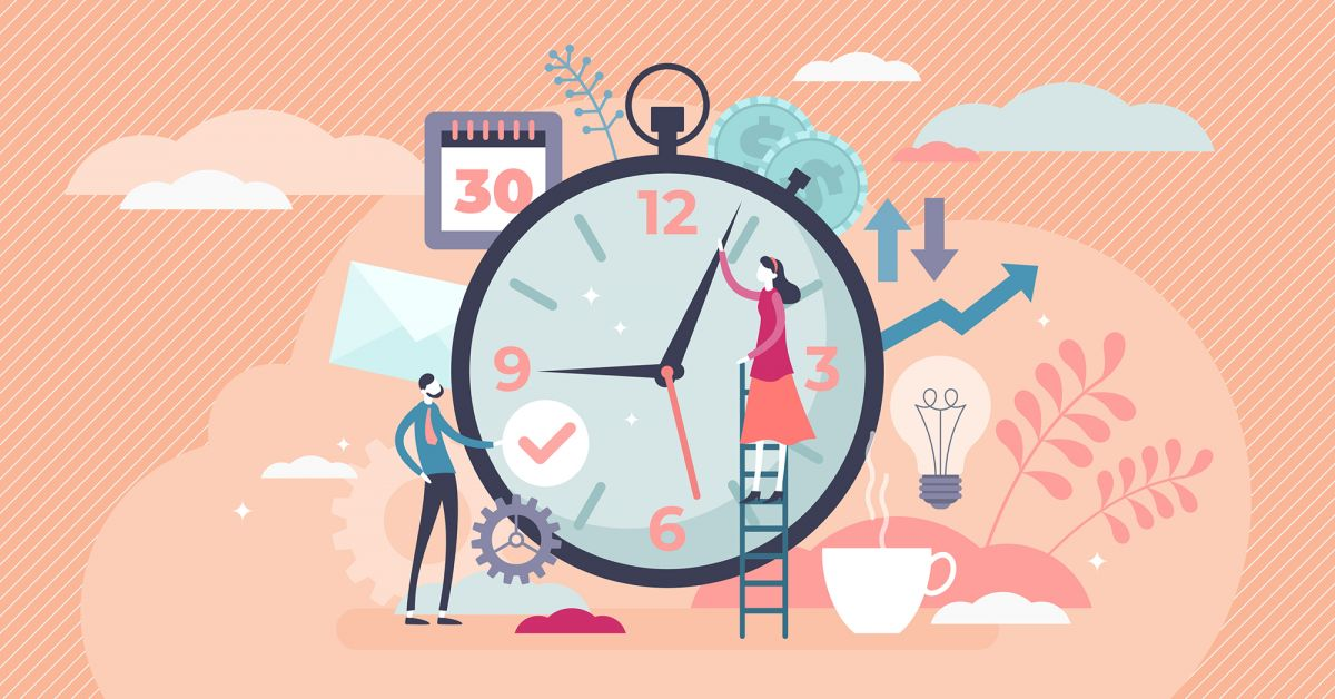 Achieve a good work life balance with our tips