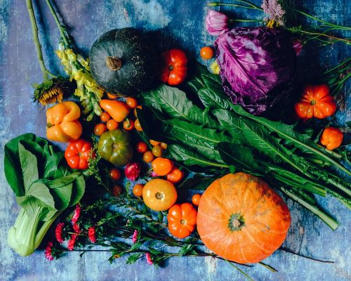 Incorporate various fruits and vegetables into your diet