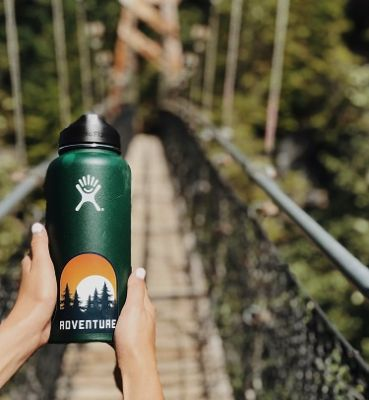 Bring a water bottle out if you'll spend a lot of time outdoors