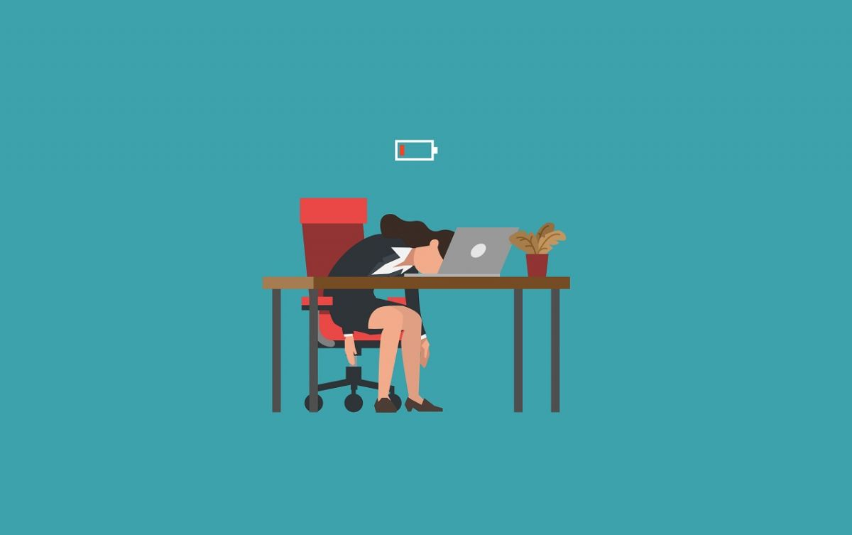 Learn to deal with work burnout