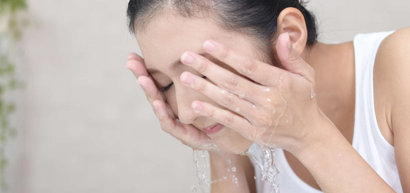 Using an approved cleanser will work wonders for your skin.