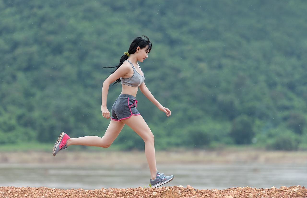 Get your body and brain moving with some aerobic exercise