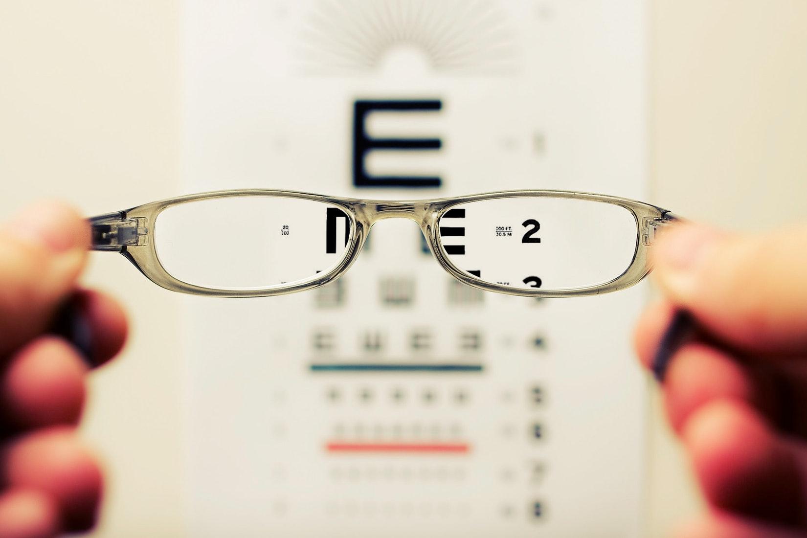 Get your eyesight checked regularly.
