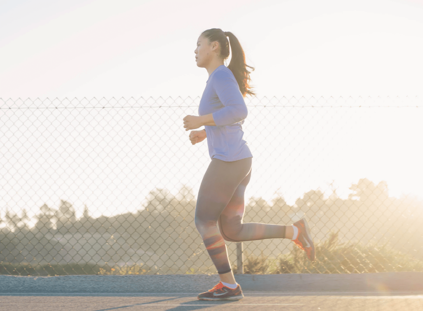 Exercise is key when you're looking to lose weight