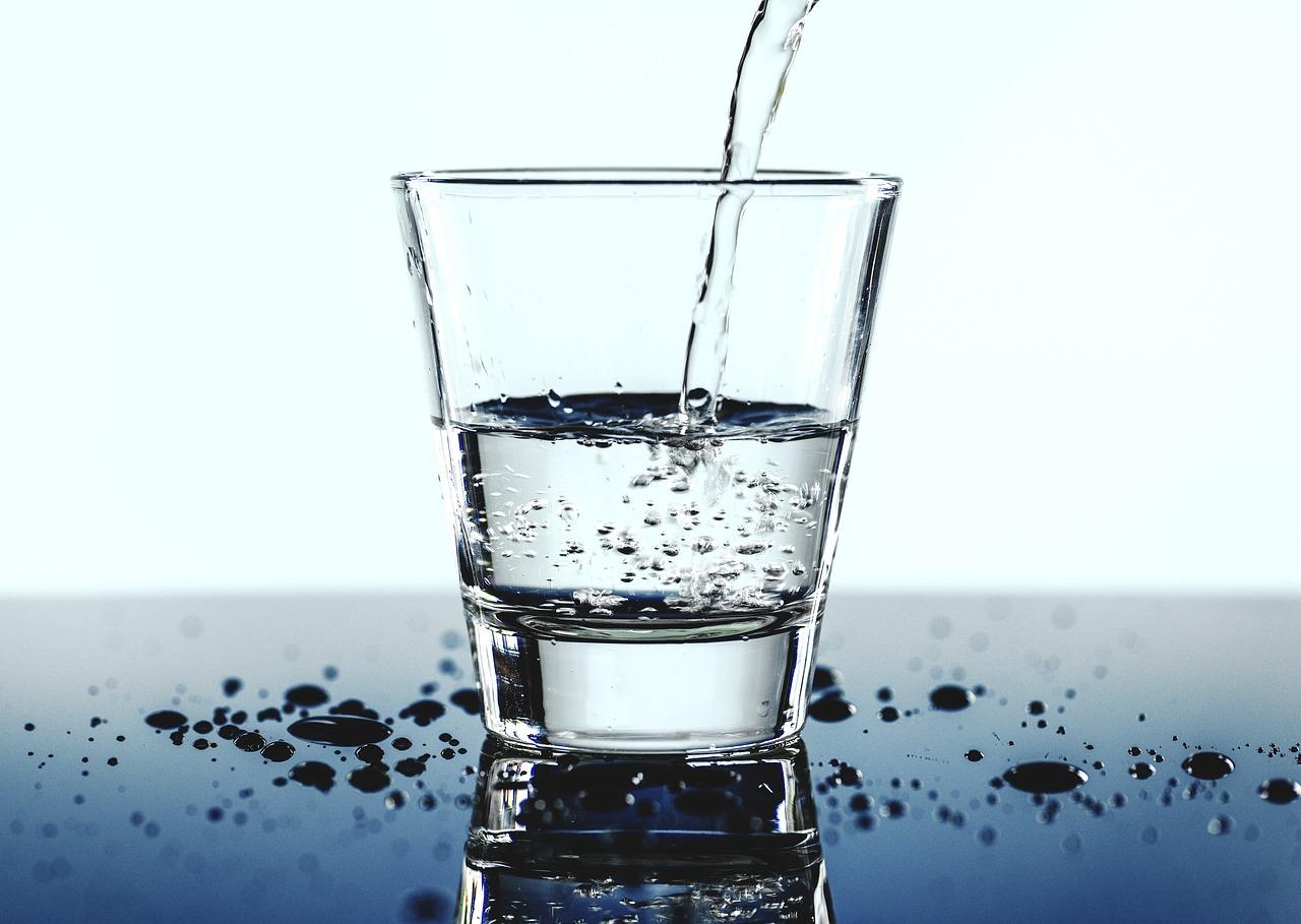 Top of the list of healthy drinks is definitely plain water!