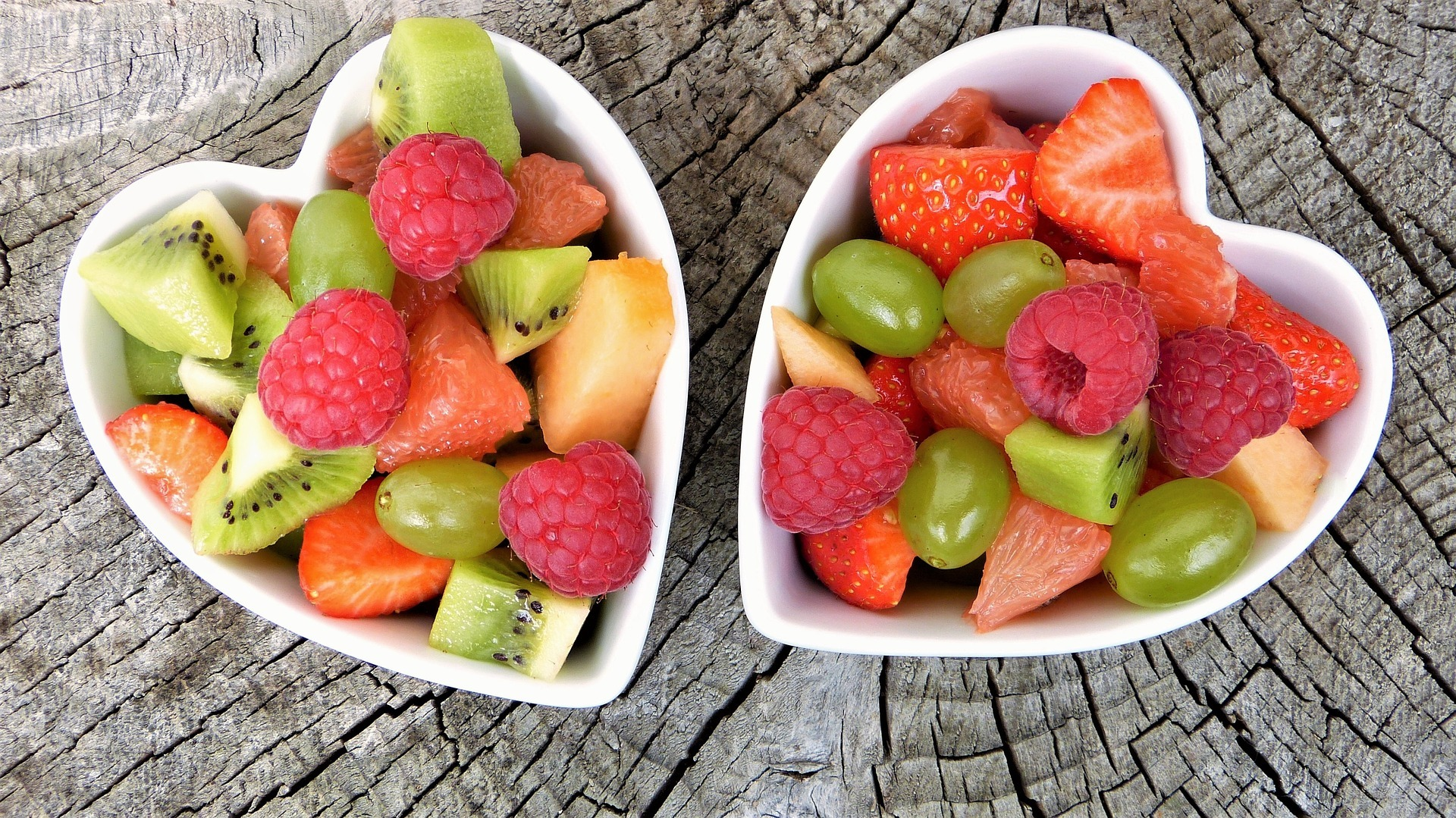 Fruits contain lots of vitamins, and are a great alternative to sugar