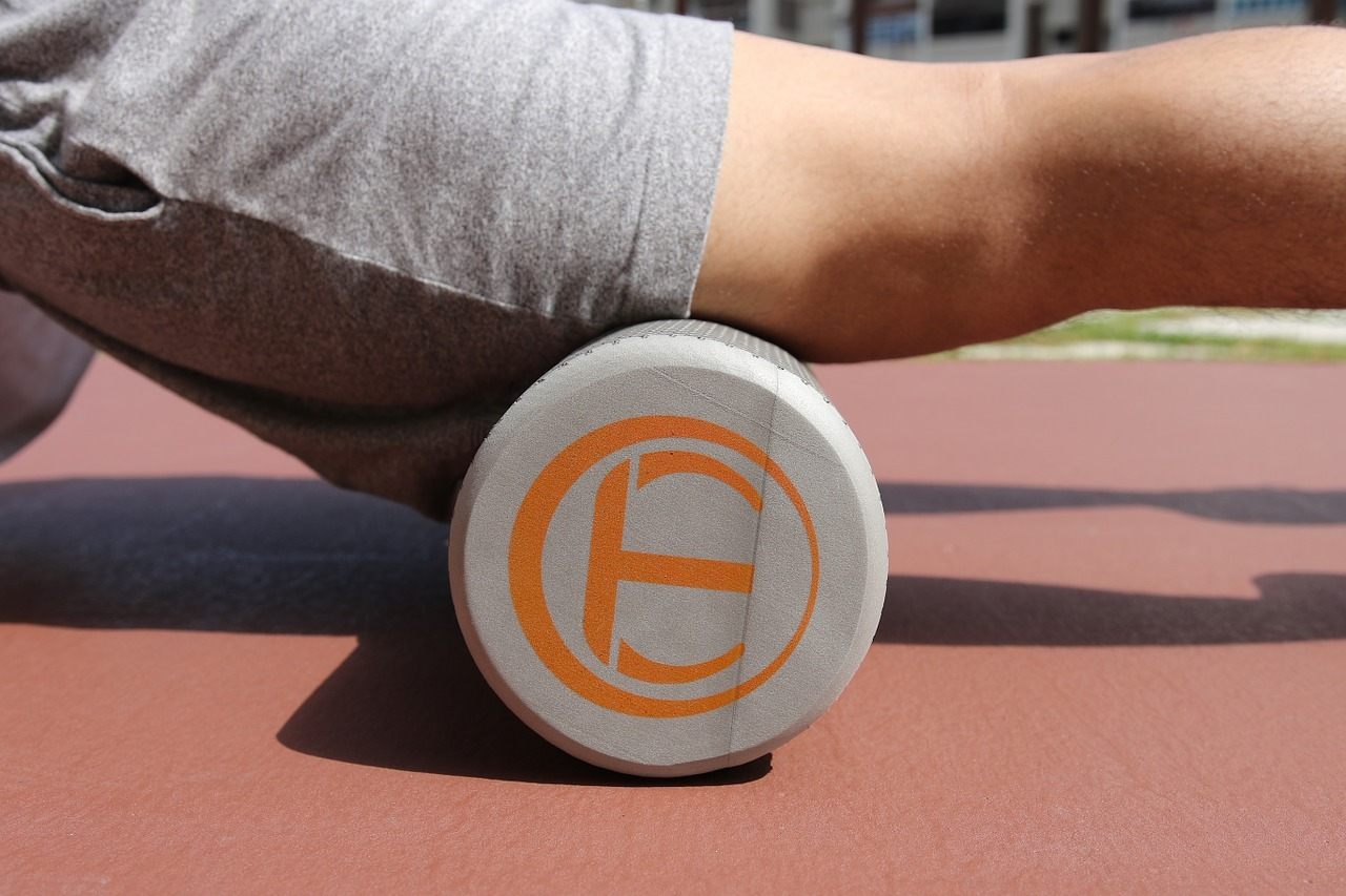 Include a foam roller in your warm-ups and cool-downs for greater pain relief.