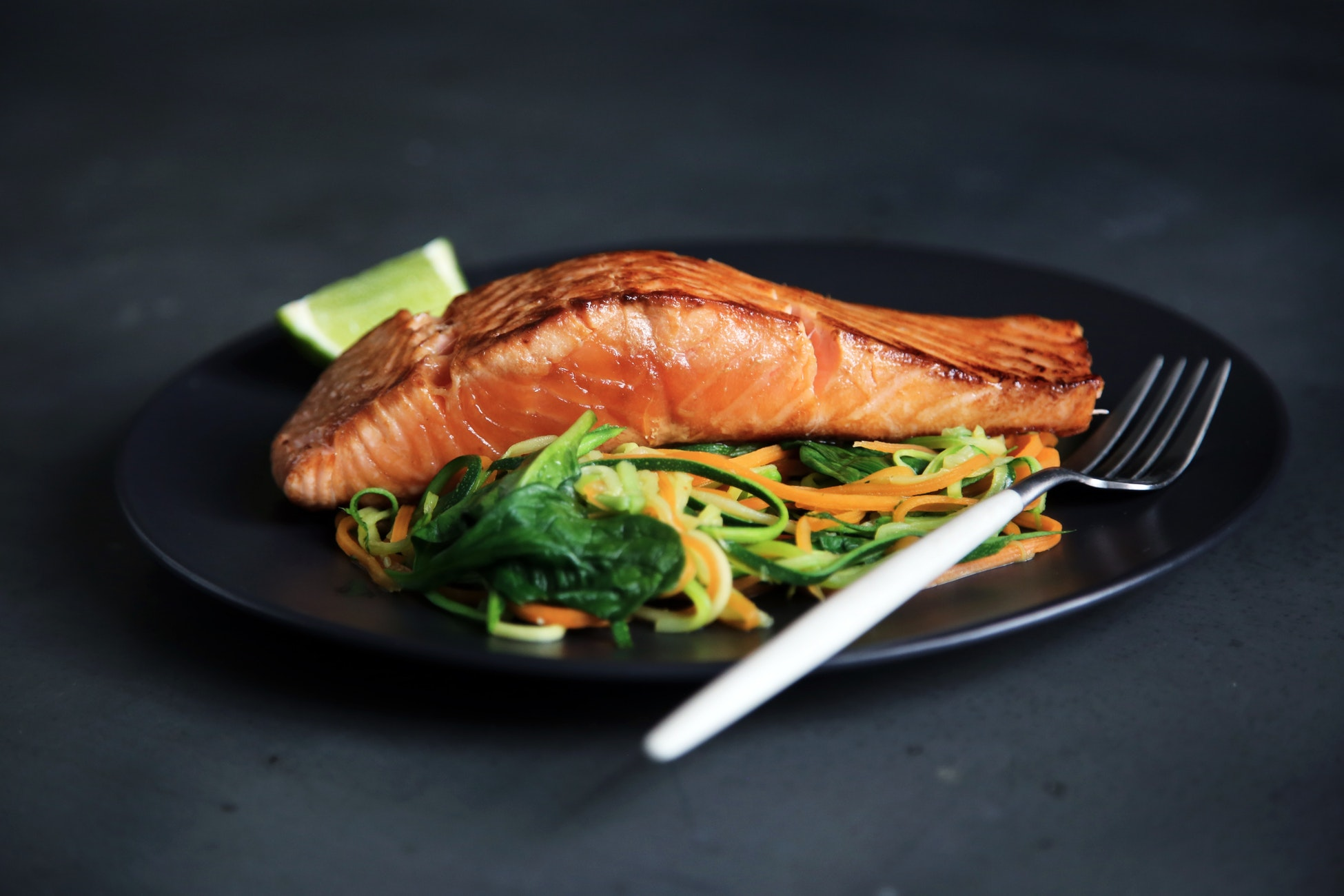Oily fish are full of omega-3 fatty acids that are good for your heart.