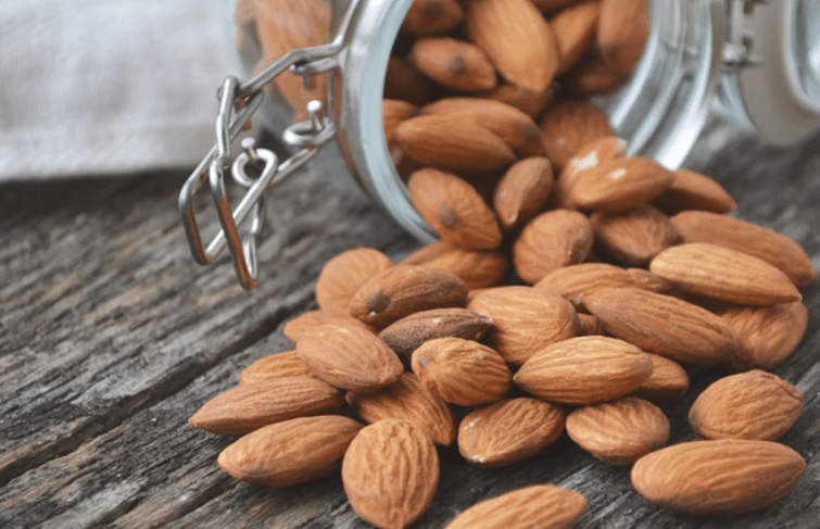 Nuts and seeds are a great healthier snack alternative.