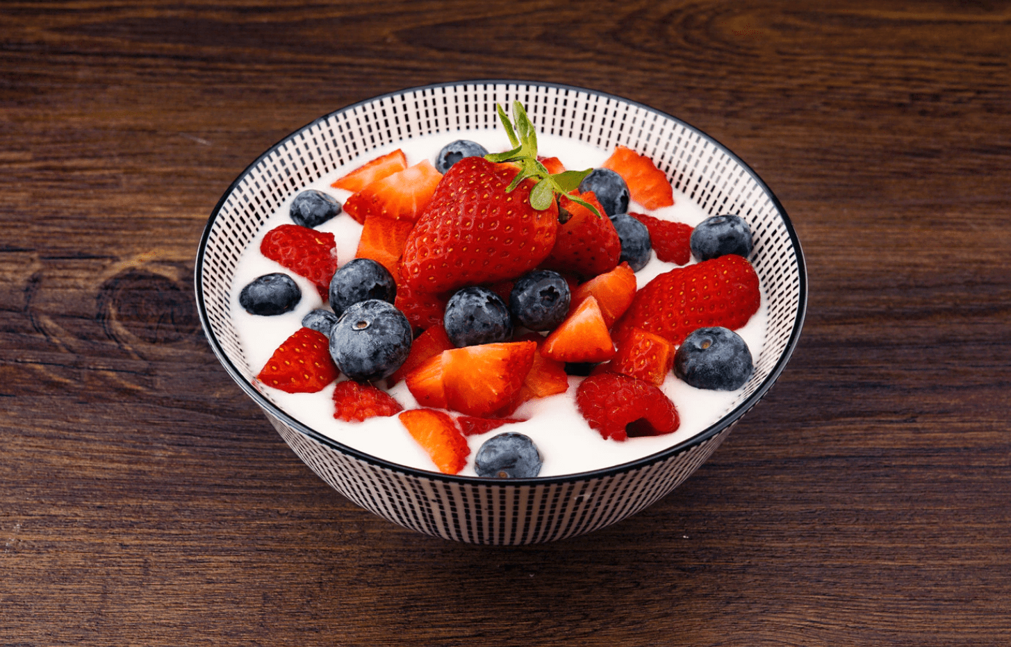 Yoghurt is delicious and can help to boost your health.
