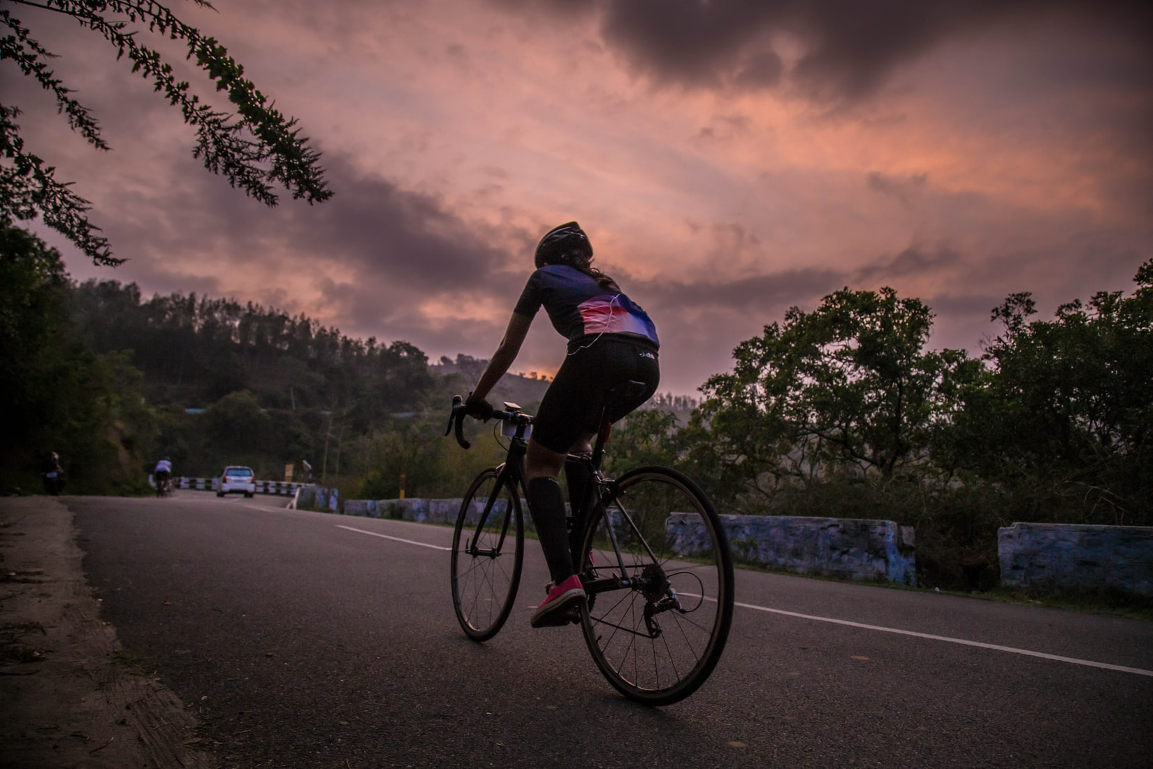 Cycling offers lots of benefits, while reducing pressure on your joints.