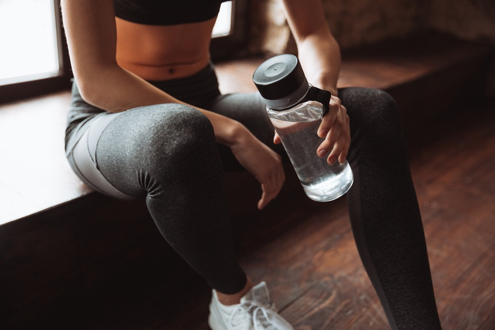 Staying in your gym clothes for too long may lead to acne and yeast infections.