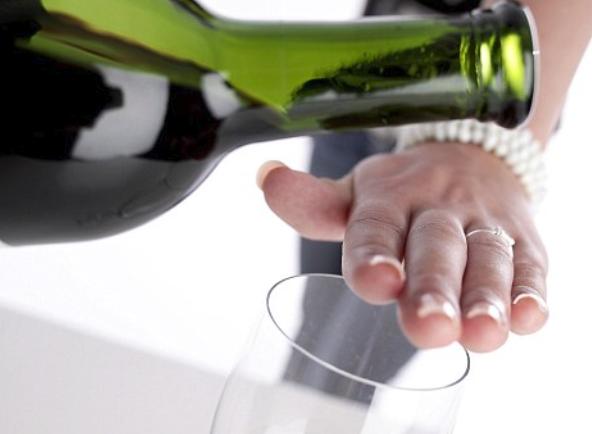 Cut down on binge drinking.