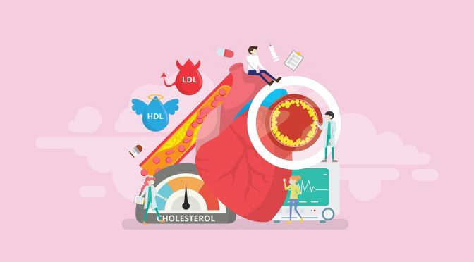 Myths around High Cholesterol and other health facts