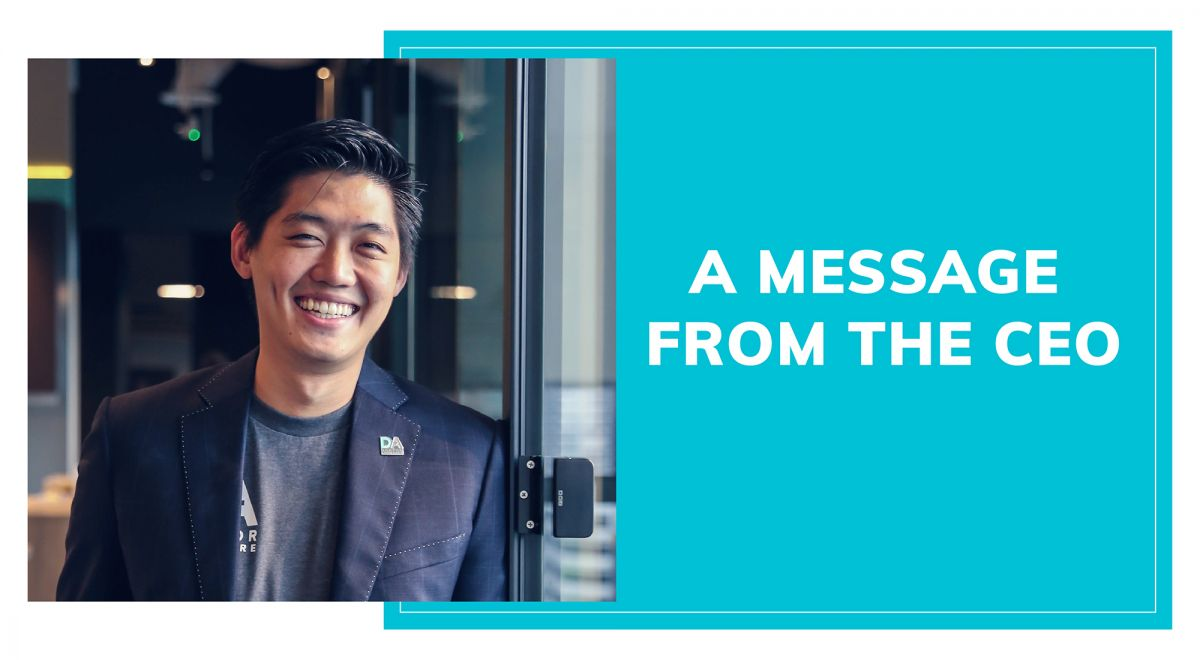 Message from Doctor Anywhere CEO, Lim Wai Mun