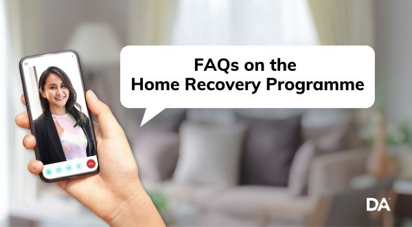 FAQs on Home Recovery Programme for COVID-19 Positive Patients in Singapore