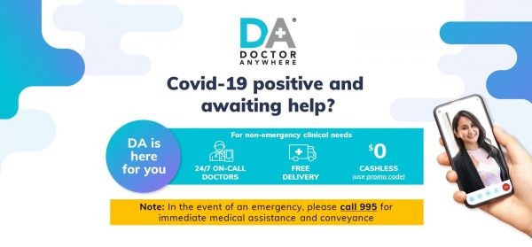 Guide for COVID-19 positive patients in Singapore