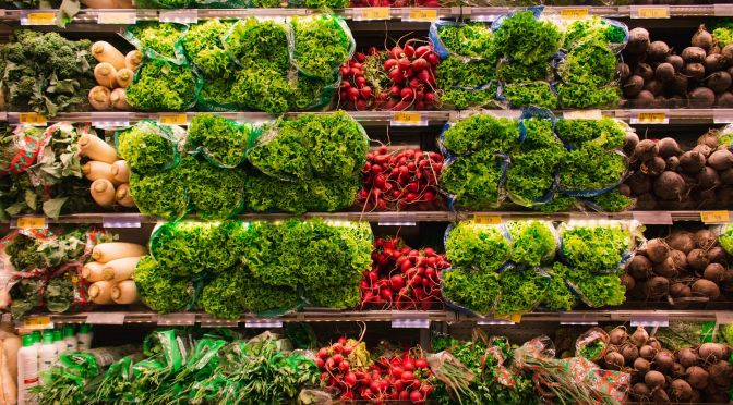 Tips on healthy grocery shopping